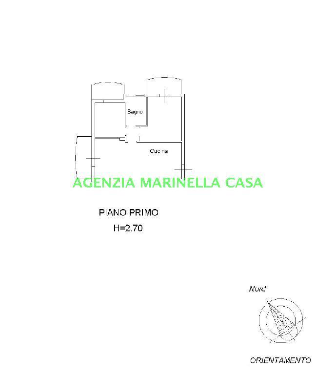 1039 APPARTAMENTO VENDITA CARTOCETO (PU) LUCREZIA