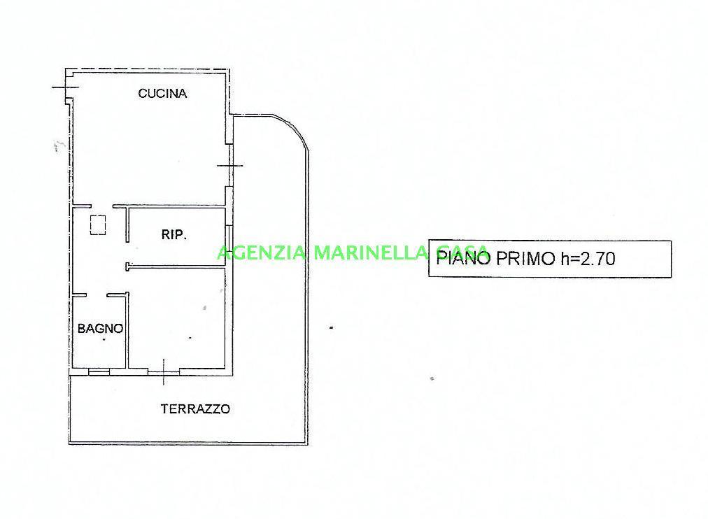 836B APPARTAMENTO VENDITA MONTEFELCINO (PU) MONTEFELCINO