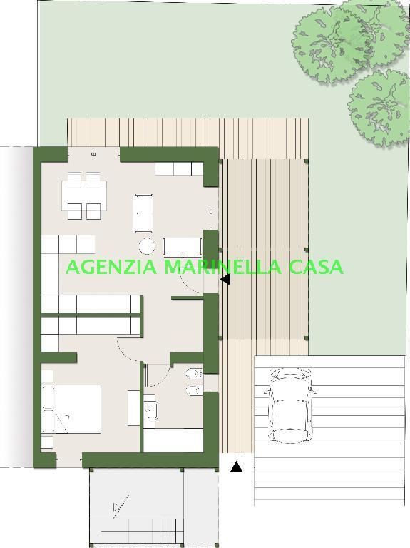 993 APPARTAMENTO VENDITA FANO (PU) SASSONIA/PORTO